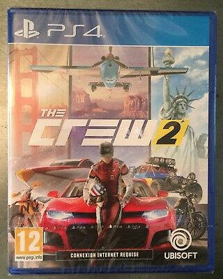 The Crew 2 - Neuf Sous Blister - Ps4