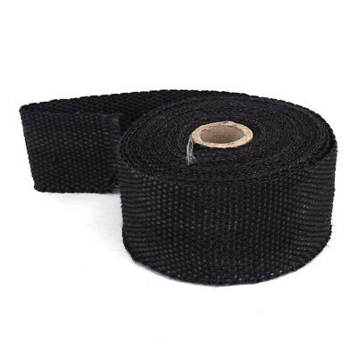 5M Insulation Tape for Exhaust Tube Collector Turbo High Heat Wrap+Cable Ties