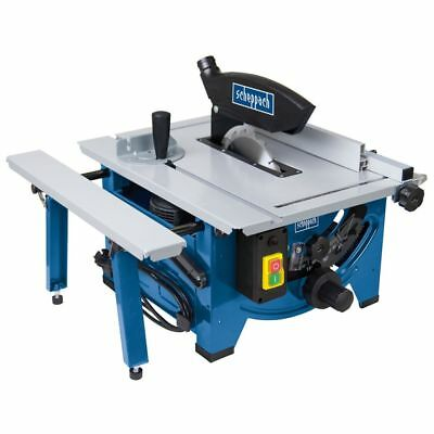 Scheppach Scie sur table Scies circulaires à table HS80 1200 W 5901302901
