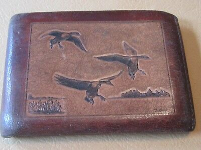 1949 Dated And Named Billfold From Wwii Veteran Brillion, Wi