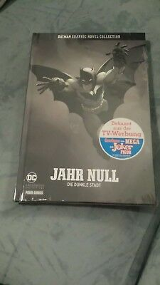 Batman Graphic Novel Collection Jahr Null - Die dunkle Stadt,Band 1 Hardcover DC