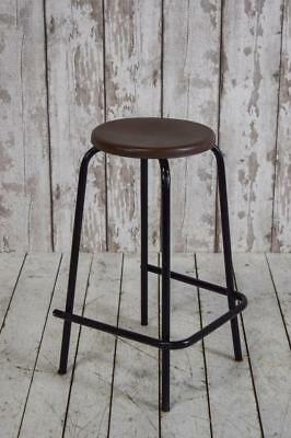 Outstanding Industrial Vintage School Science Lab Bar Stools 25 Ocoug Best Dining Table And Chair Ideas Images Ocougorg