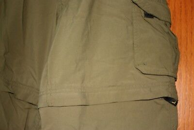 Boy Scouts Of America Switchback Convertible Uniform Pants Small Adult 30