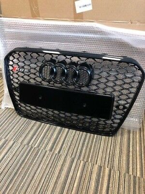 2012-2014 Audi A4 S4 B8.5 Front Grille Like RS4