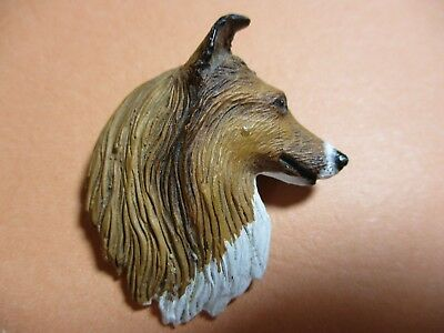 Sheltie Resin Pin By Donna Chaney
