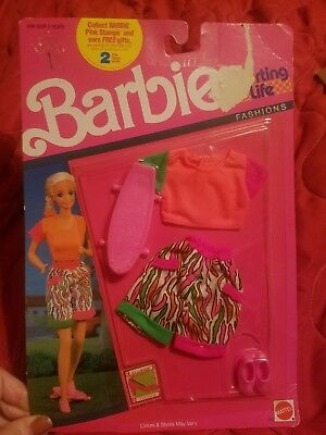 Barbie All American Fashions Outfits 1990 Mattel 777 sporting life