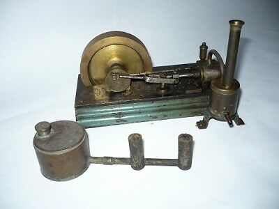 Vintage Mamod Type Steam Engine for spares Or Repairs.