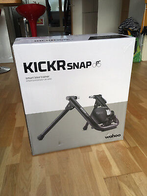 Wahoo Kickr Snap Smart Turbo Trainer 2018 - brand new and boxed