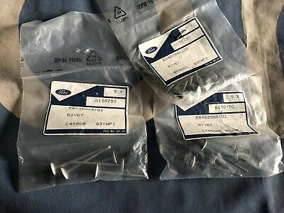 Escort RS Turbo S1 Series One Body Kit Rivets New Genuine And Very Rare!