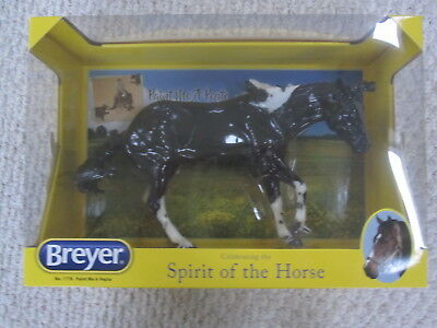 Breyer GLOSSY Paint Me a Pepto 2018 Collector Club Appreciation horse new in box