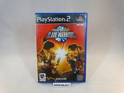 Onimusha Blade Warriors Sony Ps2 Playstation 2 Pal Esp Ita Italiano Completo
