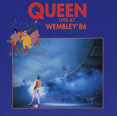 Queen - Live at Wembley 1986 [Re-Package] [Australian Import] - Queen CD R7VG