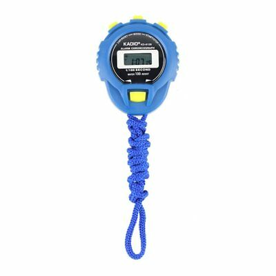 Kd-6128 Chronograph Digital Timer Stopwatch Sport Counter Odometer Watch NT /#%