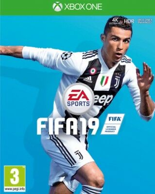 xbox one fifa 19 Game Brand New Sealed