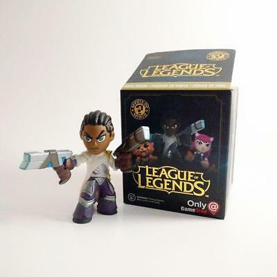 "Funko Mystery Minis 3"" Vinyl League of Legends Lucian GameStop Exclusive NIB"