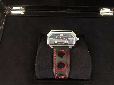 Brand New Authentic B.R.M Records TB Watch W TB-AR Limited Edition
