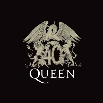 Queen 40th Anniversary Collector's Box Set Audio CD