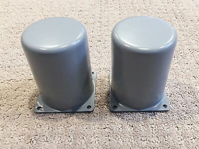 Western Electric Transformer Cover Replica pair--Half Price!