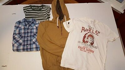 Mens Extra Small & Small Lot: American Eagle, Polo, Earthbound, Aeropostale