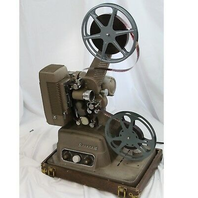 Revere S-16 Sound Projector 16mm Movie Film  WORKS MADE IN USA