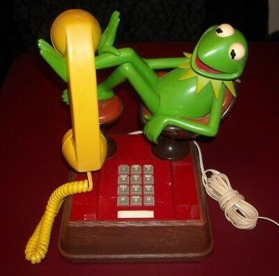 1983 Kermit The Frog Phone, Working With Cord