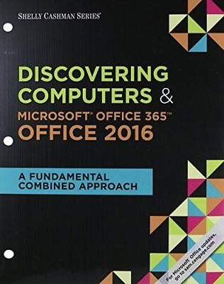 Discovering Computers & Microsoft Office 365 & Office 2016 A Fundamental EB00K