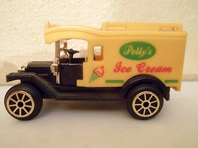 Ancienne voiture / camion Polly's - Miniature - HIGH SPEED N° 607-612 - 3 photos