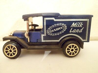 Ancienne voiture / camion DAIRY - Miniature - HIGH SPEED N° 607-612 - 3 photos
