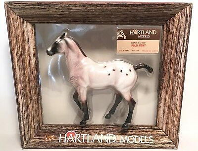 Hartland Breyer Heartland Traditional Polo Pony Model Horse_NIB_STUNNING & Rare!