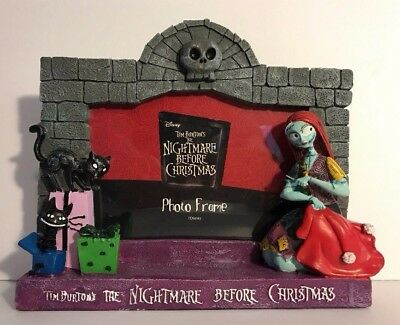 Disney The Nightmare Before Christmas Sally Picture Photo Frame