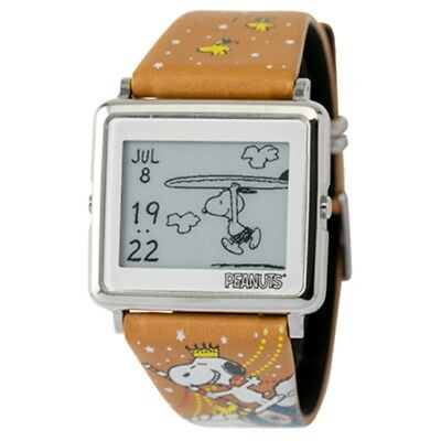 "EPSON ""Smart Canvas"" Watch SNOOPY Special Edition **PEANUTS CARNIVAL** Japan"