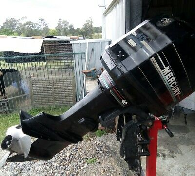 40 hp mercury outboard