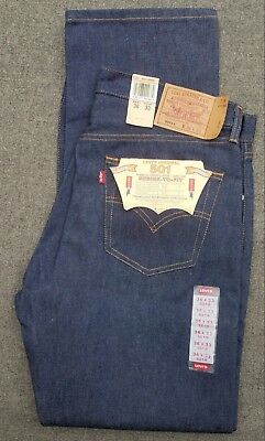 NWT Vintage 90s Levi's 501xx 1993 Shrink to Fit Jeans W-36 L-33