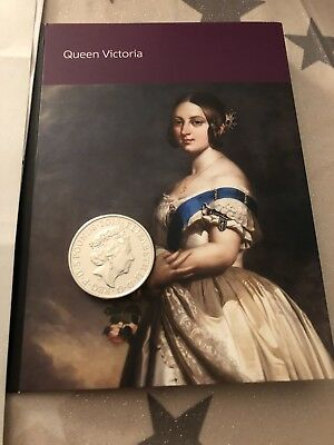 2019 BU £5 Coin. 200 Years Since The Birth Of Queen Victoria. #2