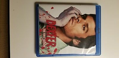 Dexter season 1 Blue Ray