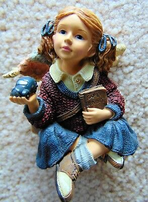 """Yesterday's Child~The Dollstone Collection~ """"carrie Be Safe;call When Get There"""""""