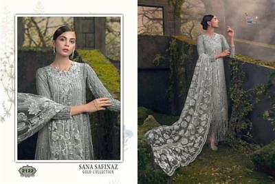 Indian Anarkali Salwar Kameez Suit Designer Dresses Bollywood Dress Pakisatni Z5