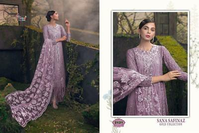 Indian Anarkali Salwar Kameez Suit Designer Dresses Bollywood Dress Pakisatni Z7