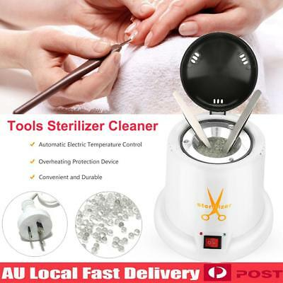 Salon Tool Sterilizer Dental Nail Art Beauty Tattoo Tool Cleaner Disinfection AU