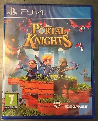 Portal knights - Neuf Sous Blister - ps4