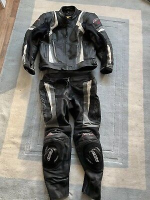 RST 2-piece motorcycle leathers