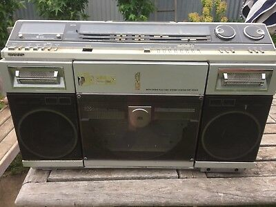 Sharp VZ-2000C Boombox Parts Only
