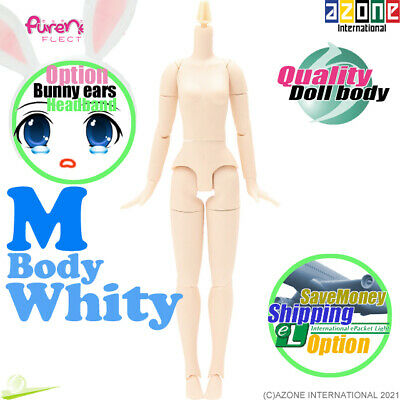 AZONE PFL051-FLS 1//6 Pure Neemo Flection XS Natural Flesh GIRL Body Blythe Doll