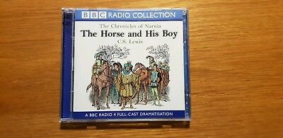 The Horse & His Boy Chronicles of Narnia Radio 4 Full Cast Dramatisation 2 x CD