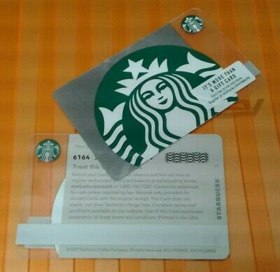 "Starbucks ""Store Credit"" Gift Card, 2013, Collectible Only, No Value, Mint"