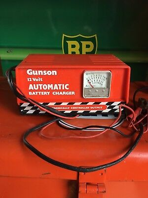 Classic Car Battery Charger 12v Automatic Barn Find Classic Ford Cortina Gunson