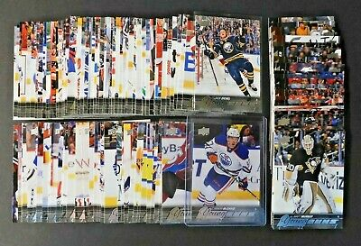 2015-16 Upper Deck Series 1 & 2 Young Guns + Update U-Pick Finish Your Set