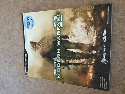 Call of Duty Modern Warfare 2 - Official Game Guide Bradygames