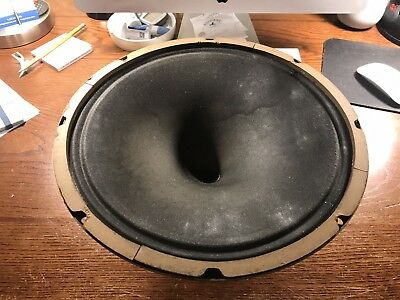 "12""  Speaker From A  Seeburg 100-R"