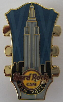Hard Rock Cafe New York Hidden Guitar Series Pin 2018